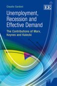 Cover Unemployment, Recession and Effective Demand