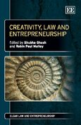 Cover Creativity, Law and Entrepreneurship