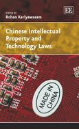 Cover Chinese Intellectual Property and Technology Laws