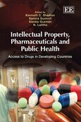 Cover Intellectual Property, Pharmaceuticals and Public Health