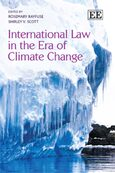Cover International Law in the Era of Climate Change