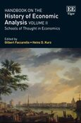 Cover Handbook on the History of Economic Analysis Volume II