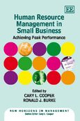 Cover Human Resource Management in Small Business