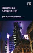 Cover Handbook of Creative Cities