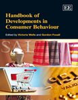 Cover Handbook of Developments in Consumer Behaviour
