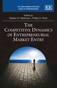 Cover The Competitive Dynamics of Entrepreneurial Market Entry