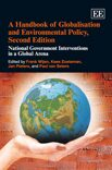 Cover A Handbook of Globalisation and Environmental Policy, Second Edition