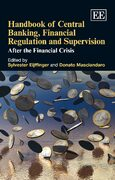 Cover Handbook of Central Banking, Financial Regulation and Supervision
