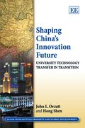 Cover Shaping China's Innovation Future