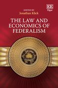 Cover The Law and Economics of Federalism