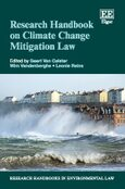 Cover Research Handbook on Climate Change Mitigation Law