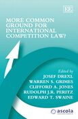 Cover More Common Ground for International Competition Law?