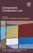 Cover Comparative Competition Law