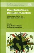 Cover Decentralization in Developing Countries