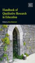 Cover Handbook of Qualitative Research in Education