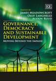 Cover Governance, Democracy and Sustainable Development
