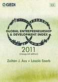 Cover Global Entrepreneurship and Development Index 2011