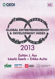 Cover Global Entrepreneurship and Development Index 2013