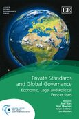 Cover Private Standards and Global Governance