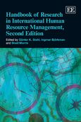 Cover Handbook of Research in International Human Resource Management, Second Edition