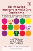 Cover The Innovation Imperative in Health Care Organisations
