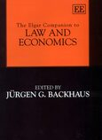 Cover The Elgar Companion to Law and Economics