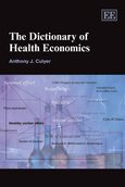 Cover The Dictionary of Health Economics, Third Edition