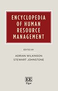 Cover Encyclopedia of Human Resource Management