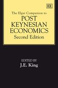 Cover The Elgar Companion to Post Keynesian Economics, Second Edition