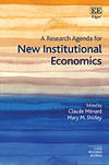 A Research Agenda for New Institutional Economics