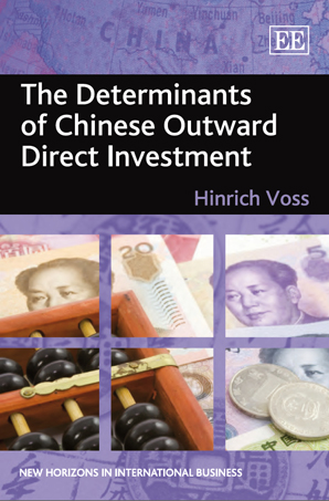 The Determinants of Chinese Outward Direct Investment