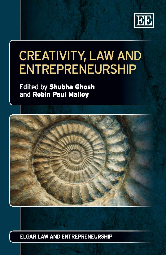 Creativity, Law and Entrepreneurship
