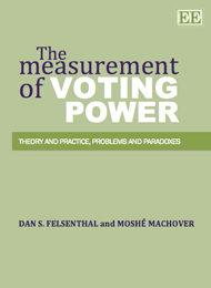 The Measurement of Voting Power